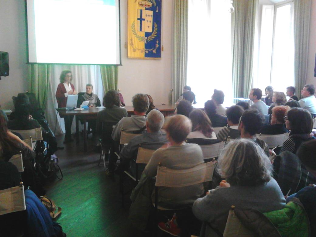 28 ottobre 2016: Grande interesse e partecipazione: è iniziato a Parma il corso sulle Linee Guida ministeriali per l'Educazione ambientale
