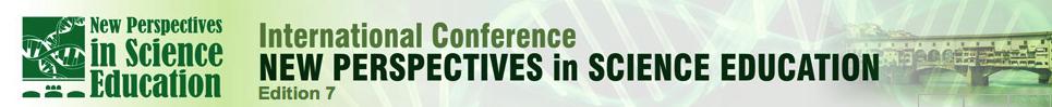 """22 e 23 marzo 2018: il CIREA partecipa alla VII Conferenza internazionale """"New Perspectives in Science Education"""" - Firenze"""
